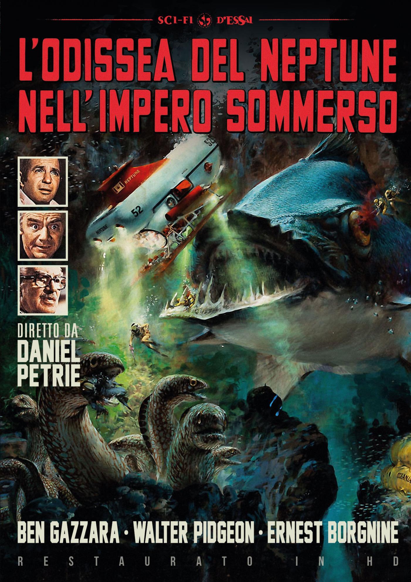 L'ODISSEA DEL NEPTUNE NELL'IMPERO SOMMERSO (RESTAURATO IN HD) (D