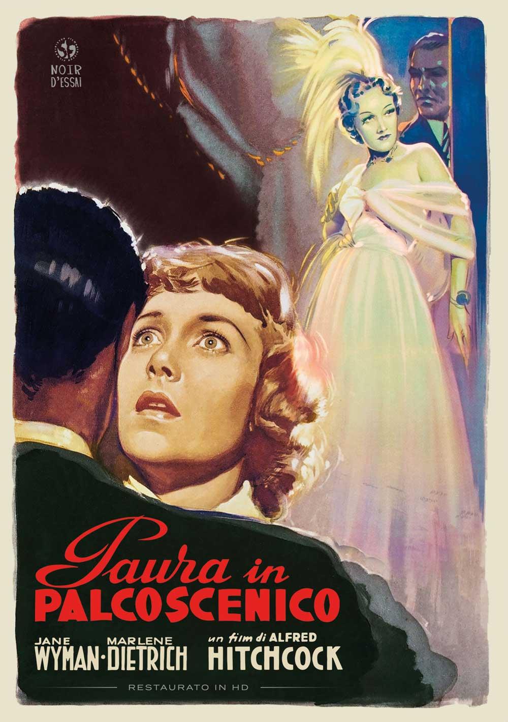 PAURA IN PALCOSCENICO (RESTAURATO IN HD) (DVD)
