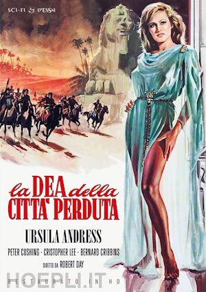 LA DEA DELLA CITTA' PERDUTA (DVD)