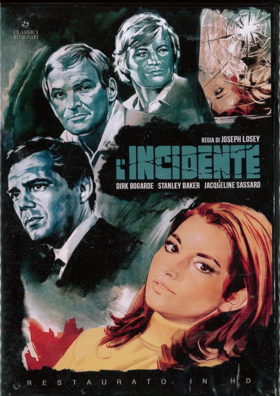 L'INCIDENTE (RESTAURATO IN HD) (DVD)