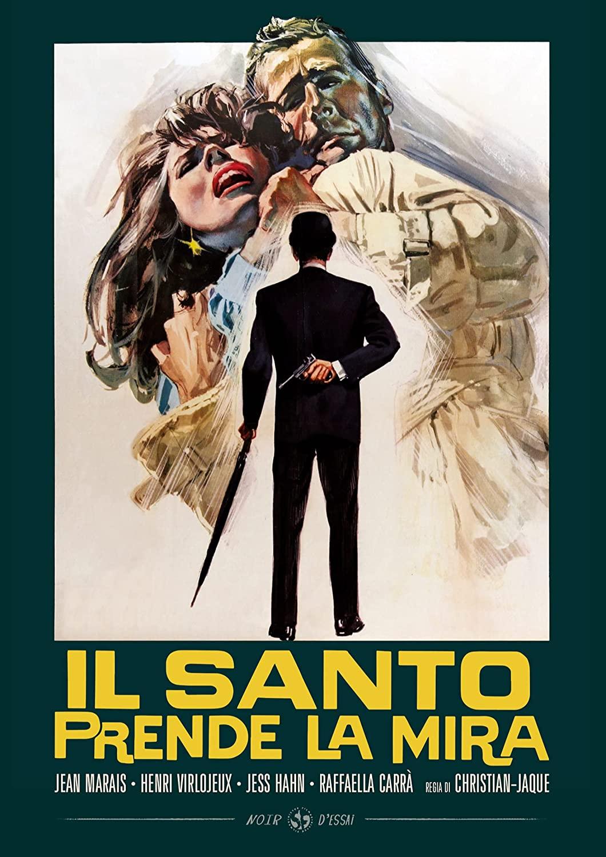IL SANTO PRENDE LA MIRA (DVD)