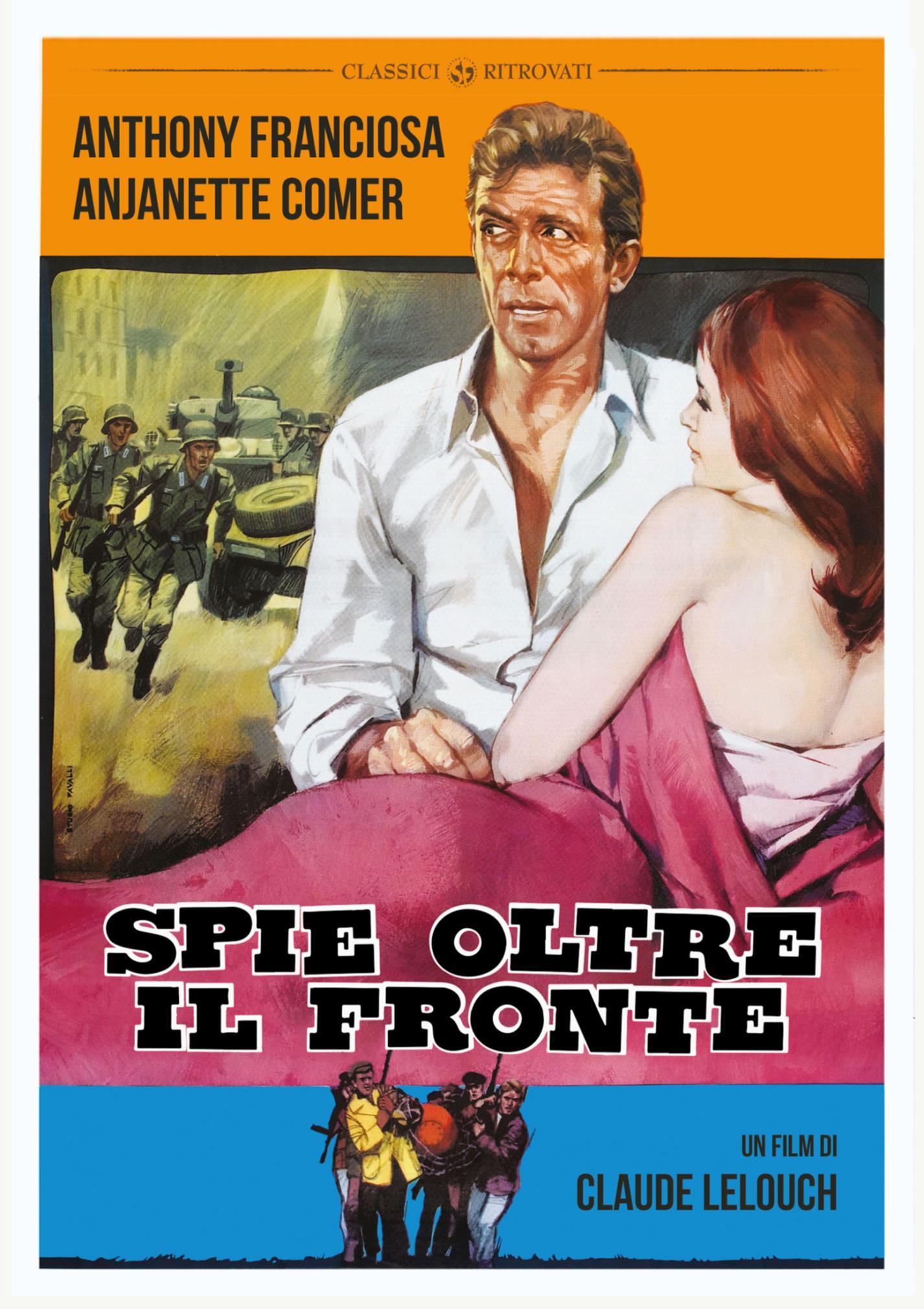 SPIE OLTRE IL FRONTE (DVD)