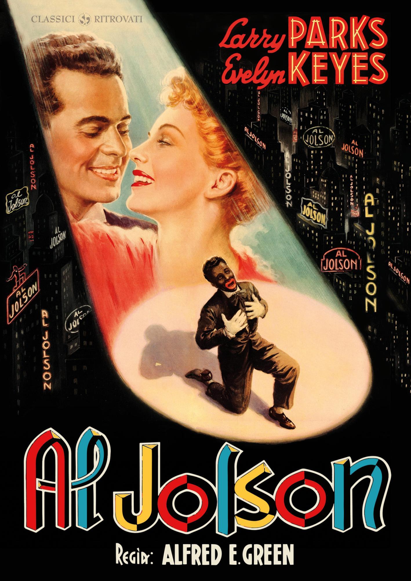 AL JOLSON (DVD)