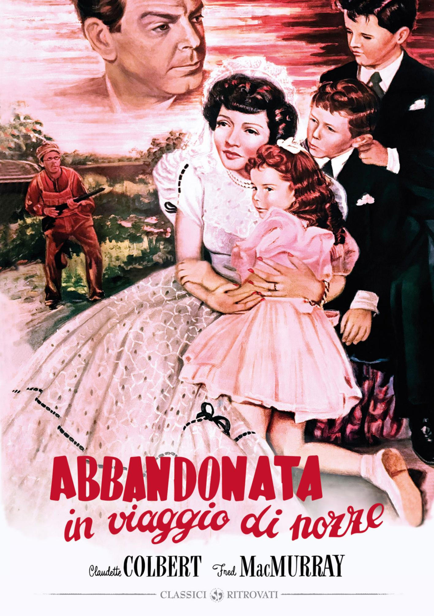 ABBANDONATA IN VIAGGIO DI NOZZE (DVD)