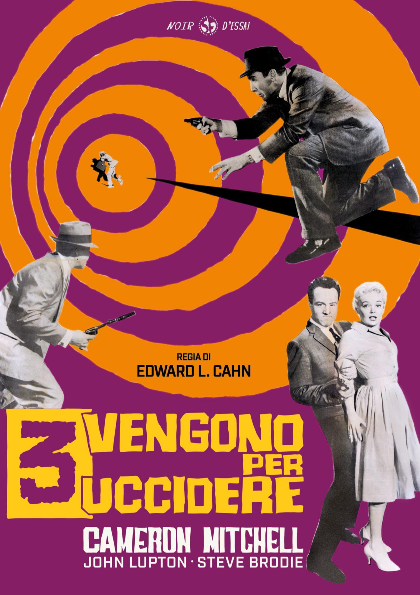TRE VENGONO PER UCCIDERE (DVD)