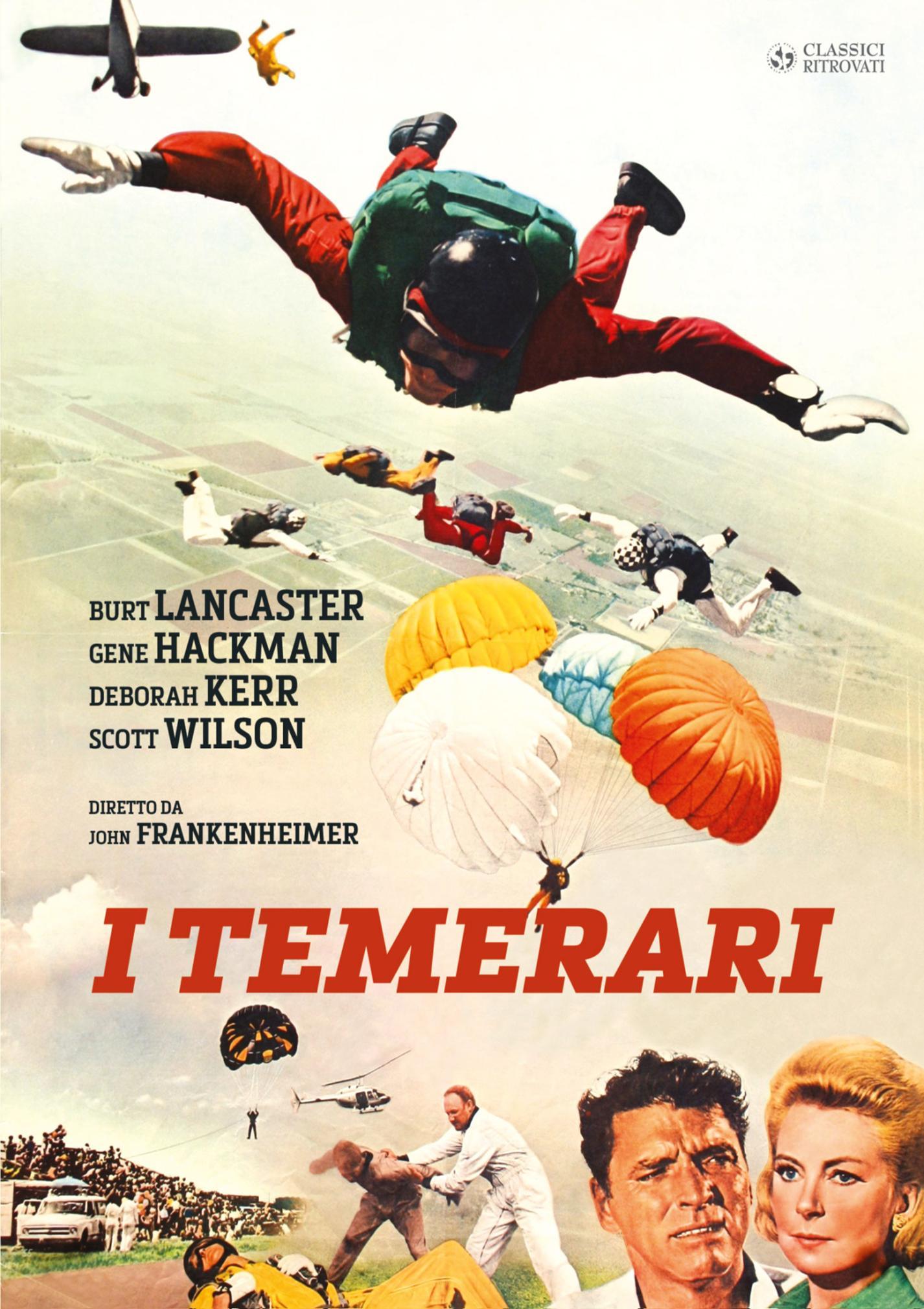 I TEMERARI (DVD)