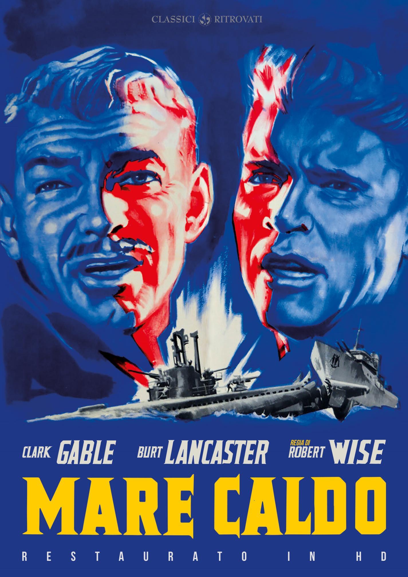 MARE CALDO (RESTAURATO IN HD) (DVD)