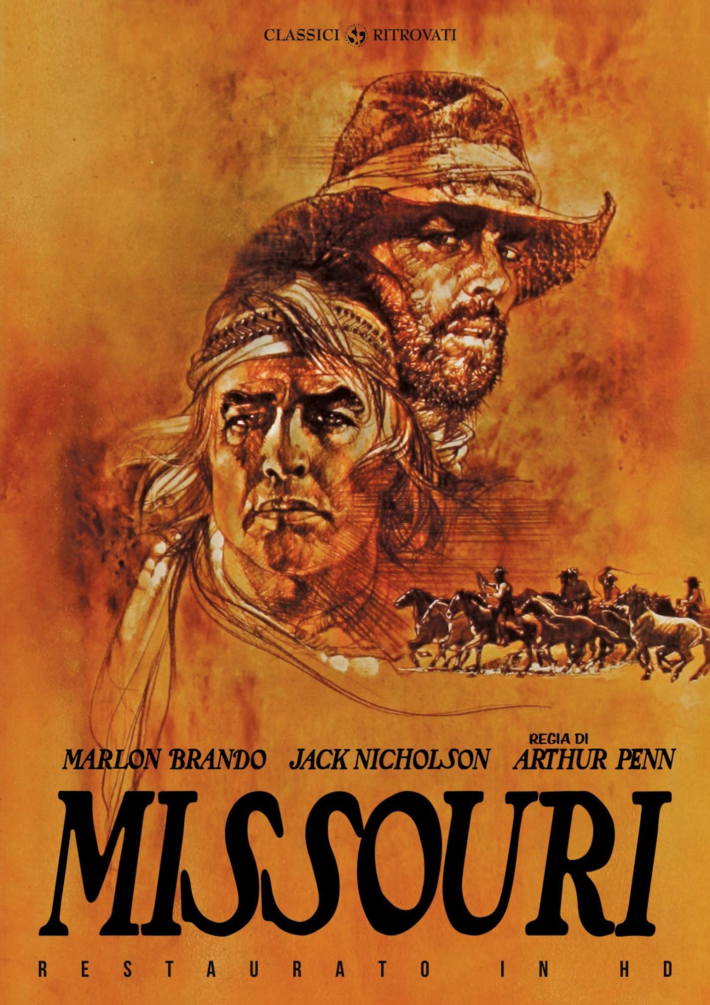MISSOURI (RESTAURATO IN HD) (DVD)