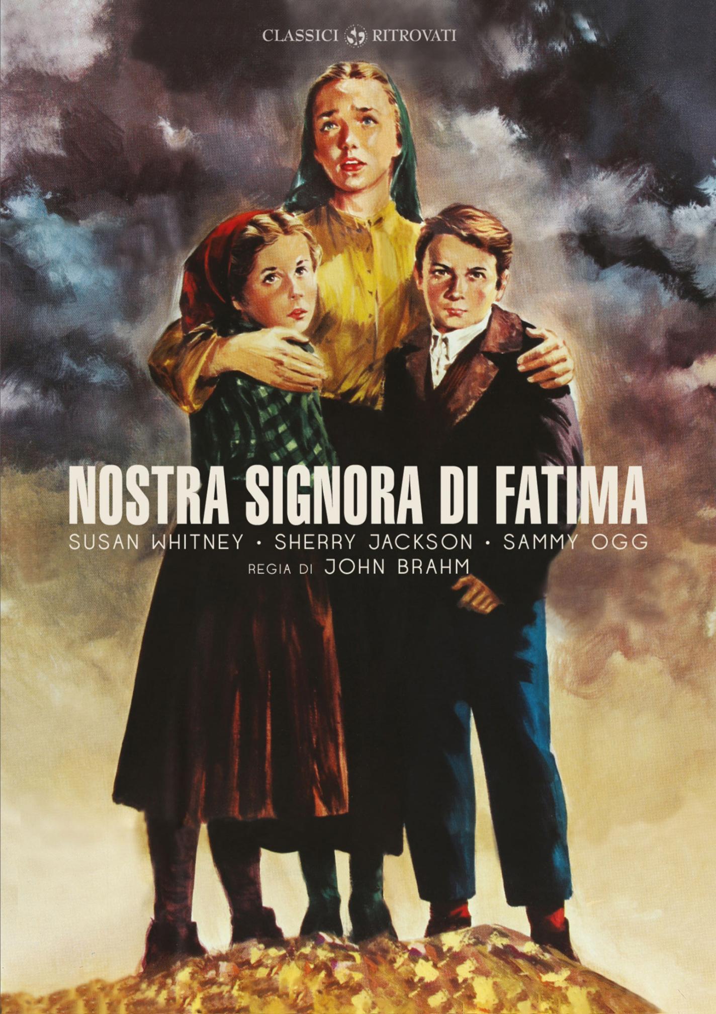 NOSTRA SIGNORA DI FATIMA (DVD)