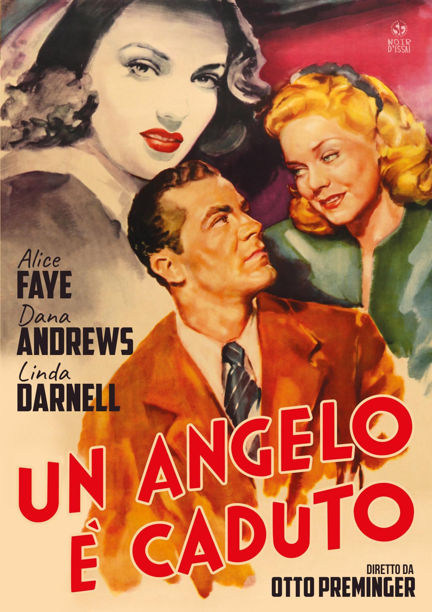 UN ANGELO E' CADUTO (DVD)