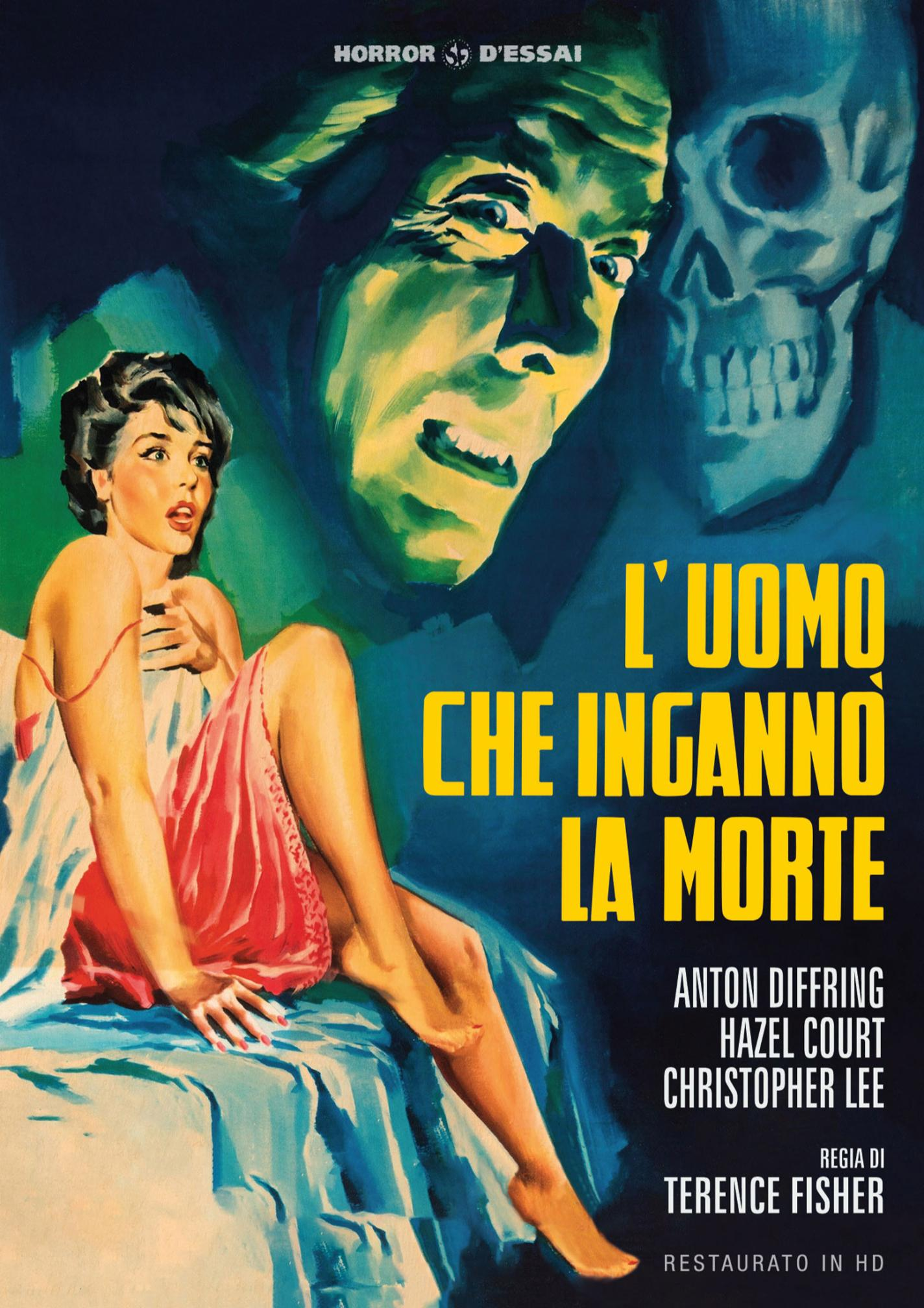 L'UOMO CHE INGANNO' LA MORTE (RESTAURATO IN HD) (DVD)