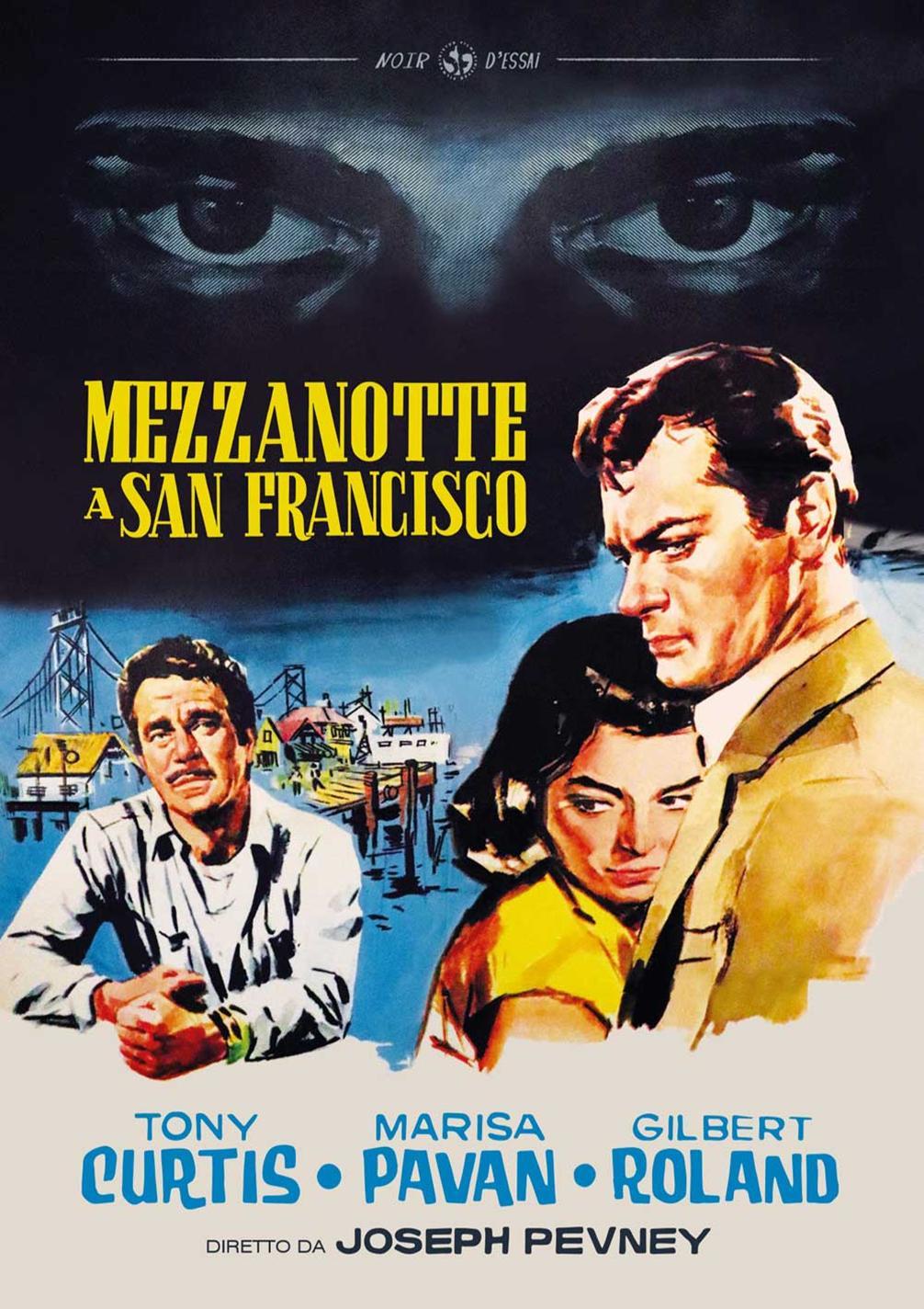 MEZZANOTTE A SAN FRANCISCO (RESTAURATO IN HD) (DVD)