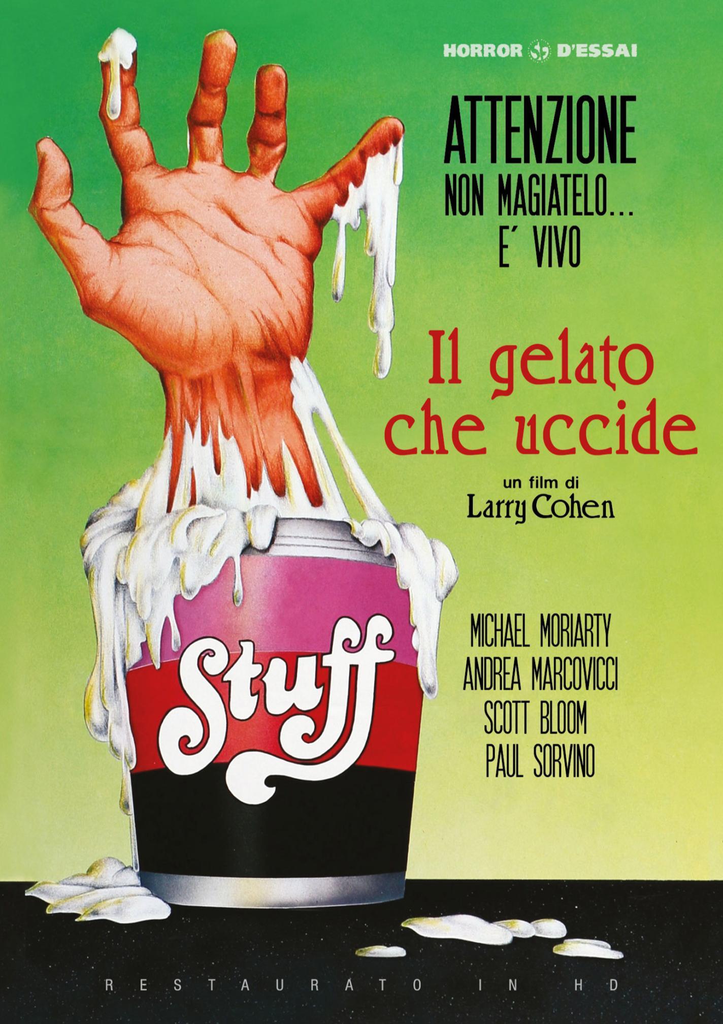IL GELATO CHE UCCIDE (RESTAURATO IN HD) (DVD)