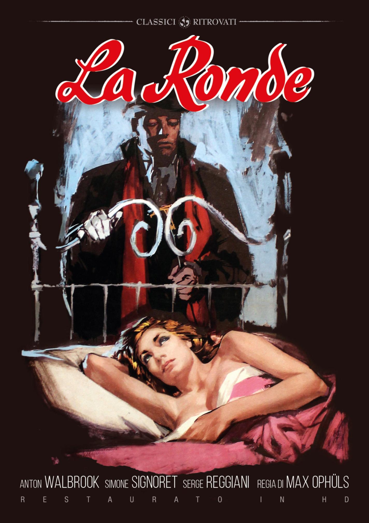 LA RONDE (RESTAURATO IN HD) (DVD)