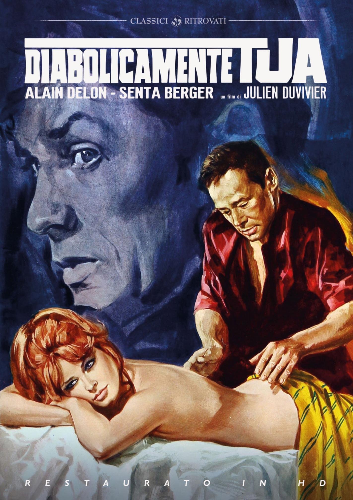 DIABOLICAMENTE TUA (DVD)