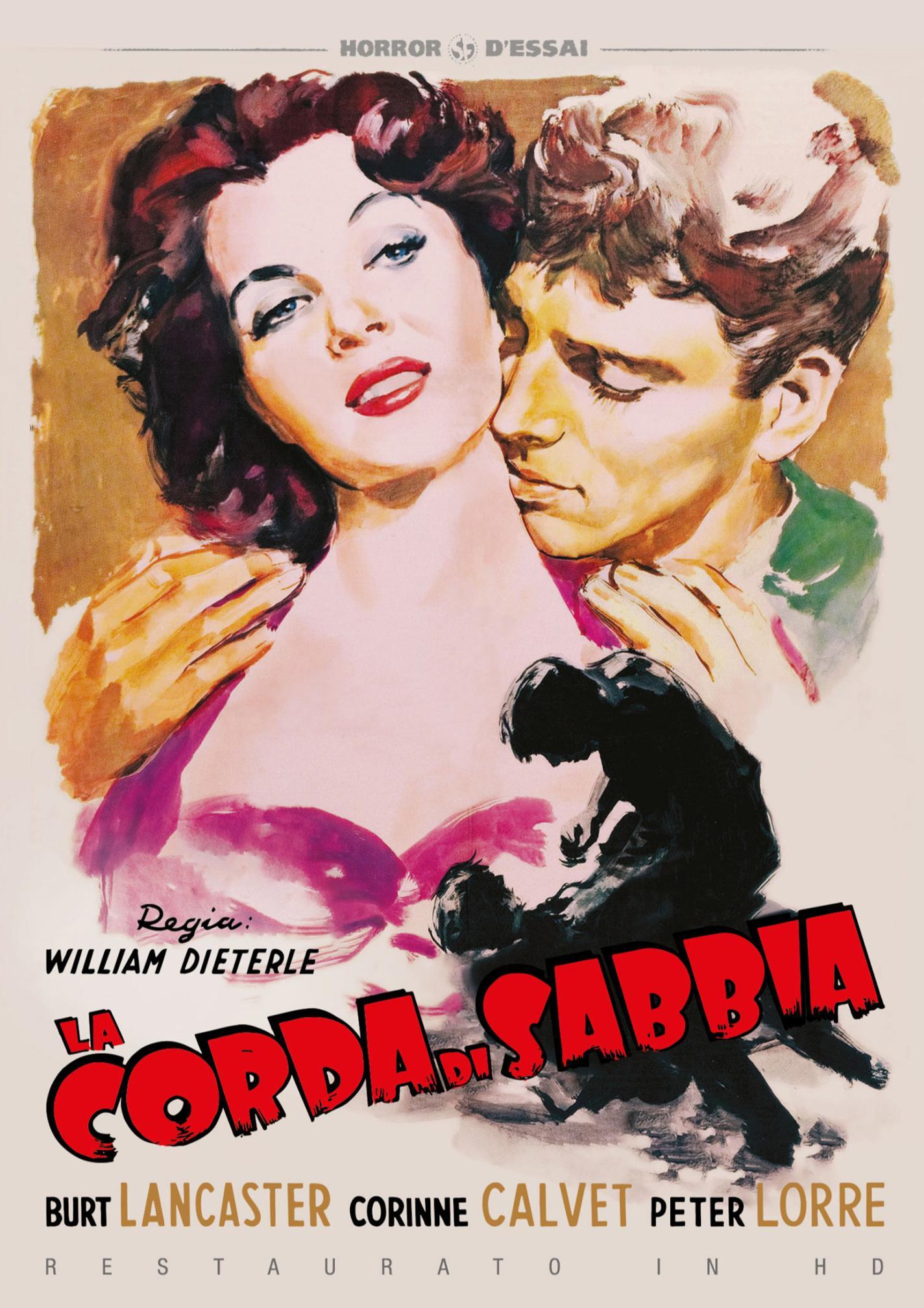 LA CORDA DI SABBIA (RESTAURATO IN HD) (DVD)