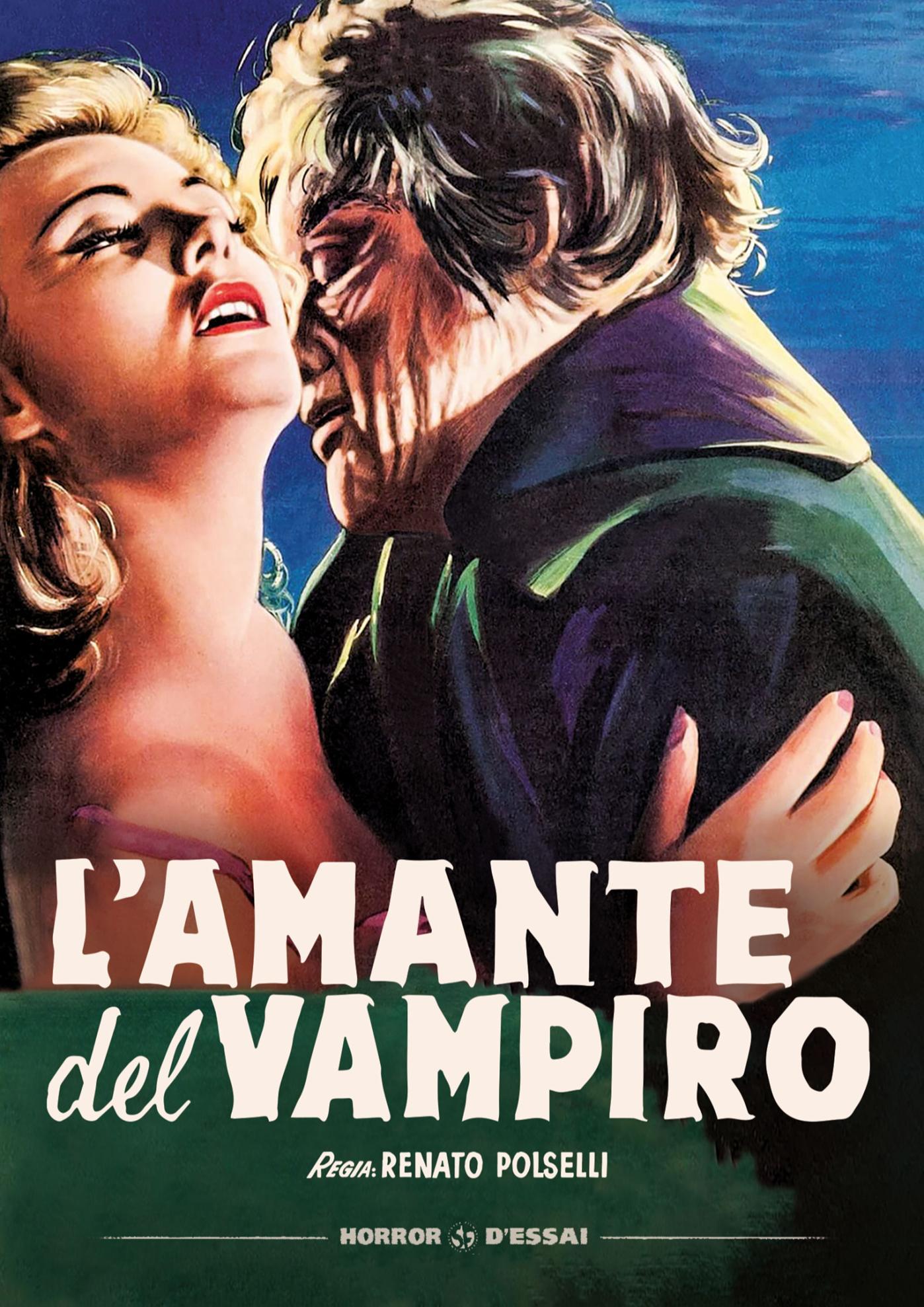 L'AMANTE DEL VAMPIRO (DVD)