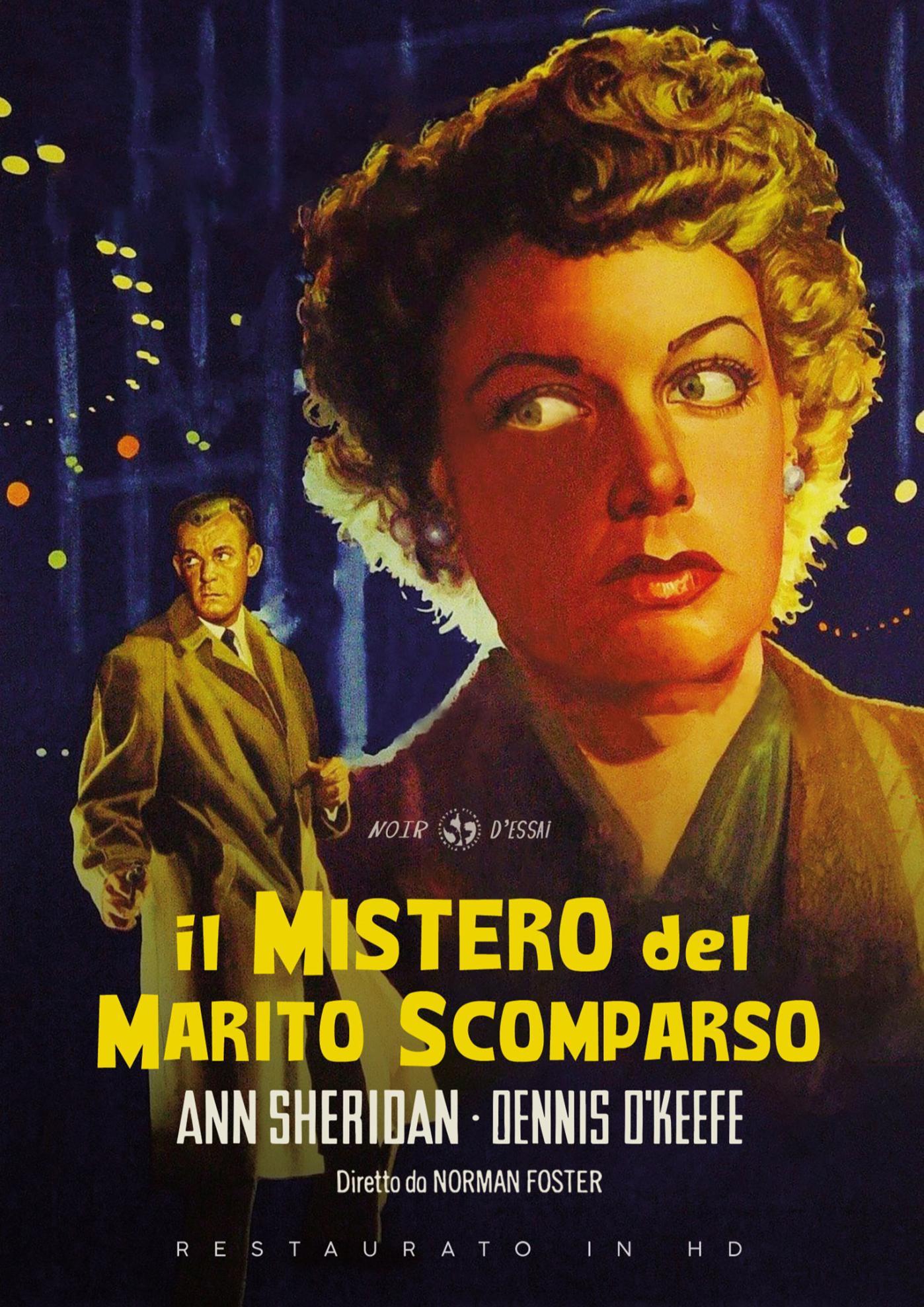 IL MISTERO DEL MARITO SCOMPARSO (RESTAURATO IN HD) (DVD)