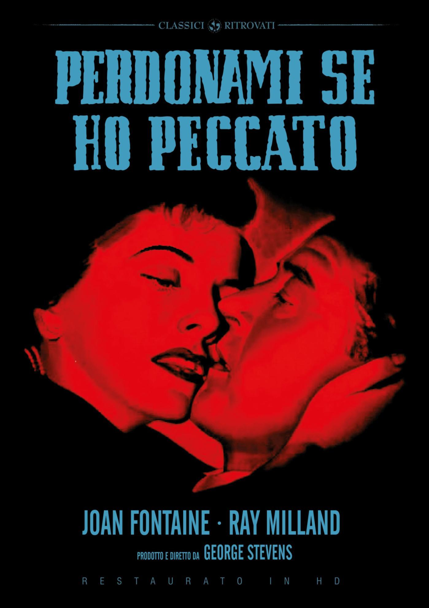 PERDONAMI SE HO PECCATO (RESTAURATO IN HD) (DVD)