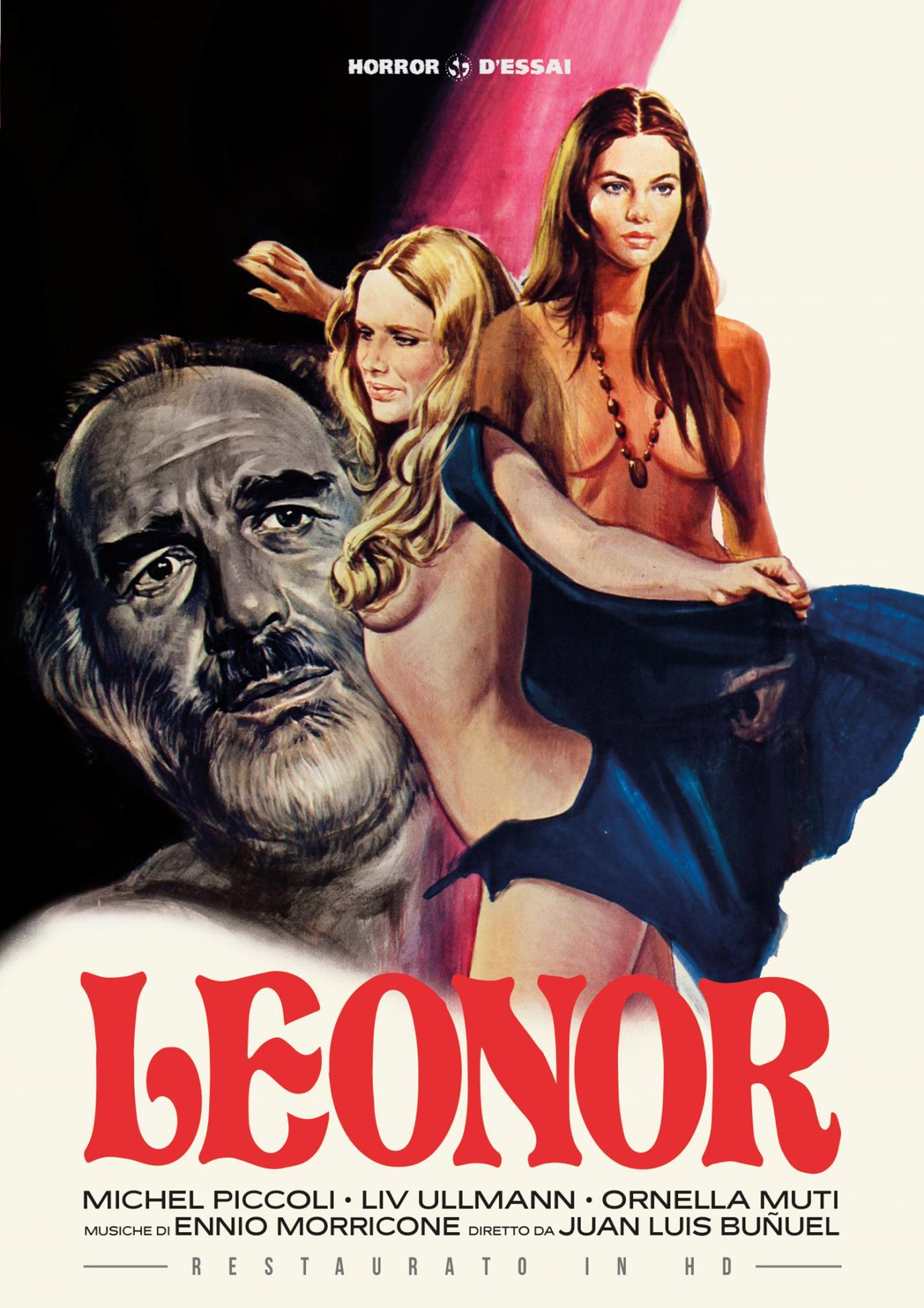 LEONOR (RESTAURATO IN HD) (DVD)