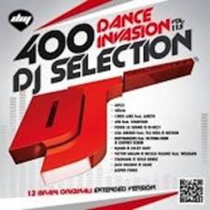 400 DANCE INVASION VOL.115 (CD)