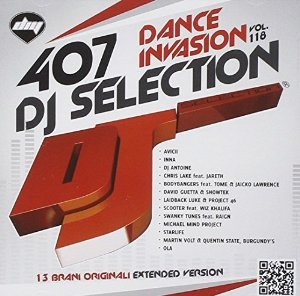 DJ SELECTION 407-DANCE INVASION PT.118 (CD)