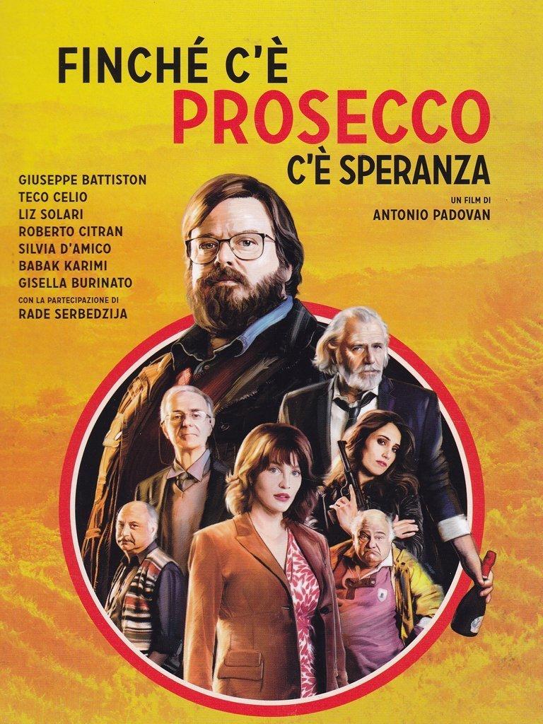 FINCHE' C'E' PROSECCO C'E' SPERANZA (DVD)