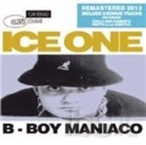 ICE ONE - B-BOY MANIACO (CD)