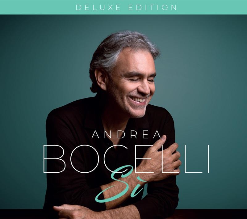 ANDREA BOCELLI - SI' (DELUXE EDITION) (CD)