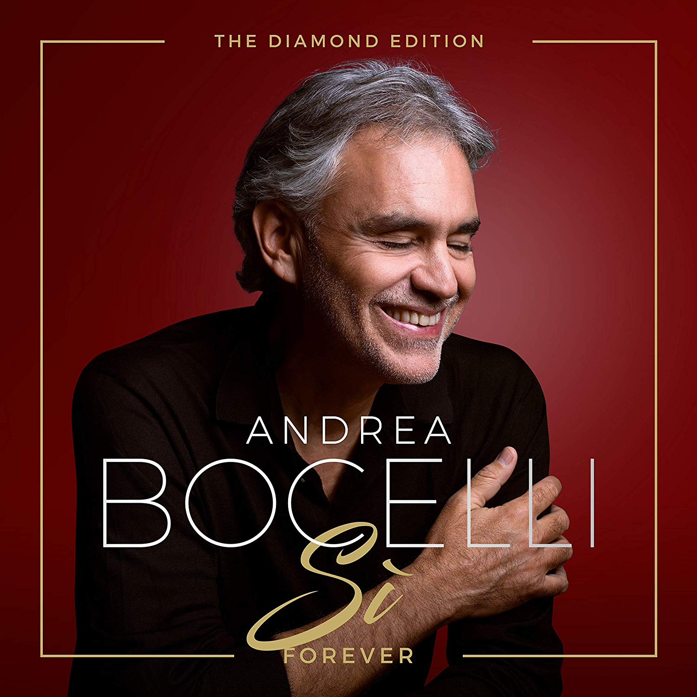 ANDREA BOCELLI - SI FOREVER (THE DIAMOND EDITION) (CD)