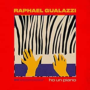 RAPHAEL GUALAZZI - HO UN PIANO (SANREMO 2020) (CD)