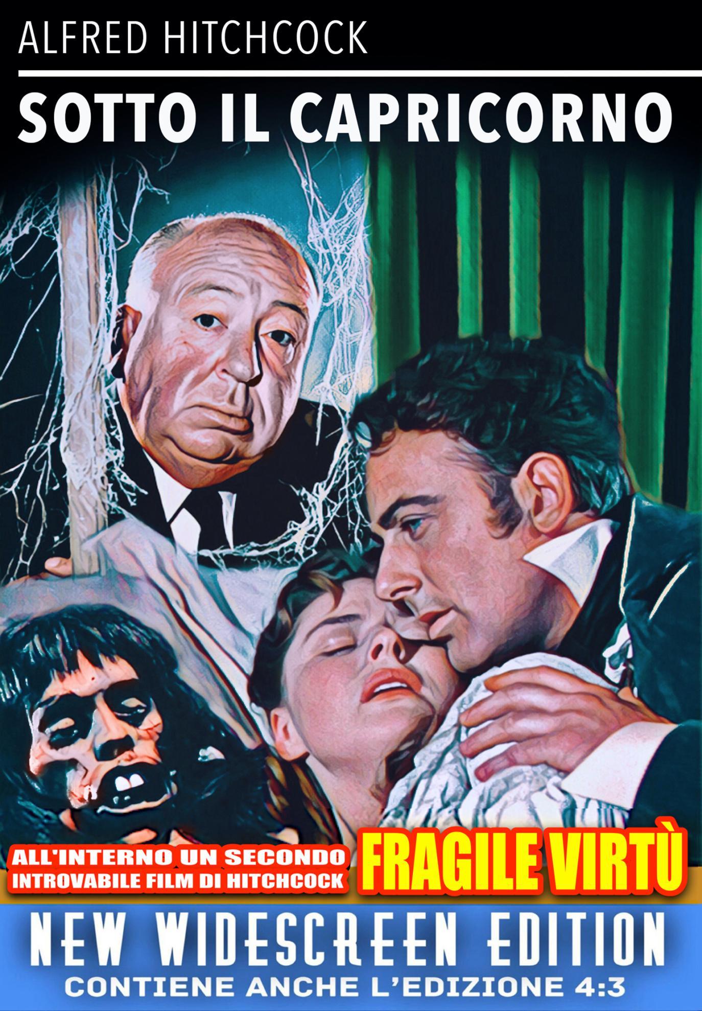 SOTTO IL CAPRICORNO / FRAGILE VIRTU' (DVD)