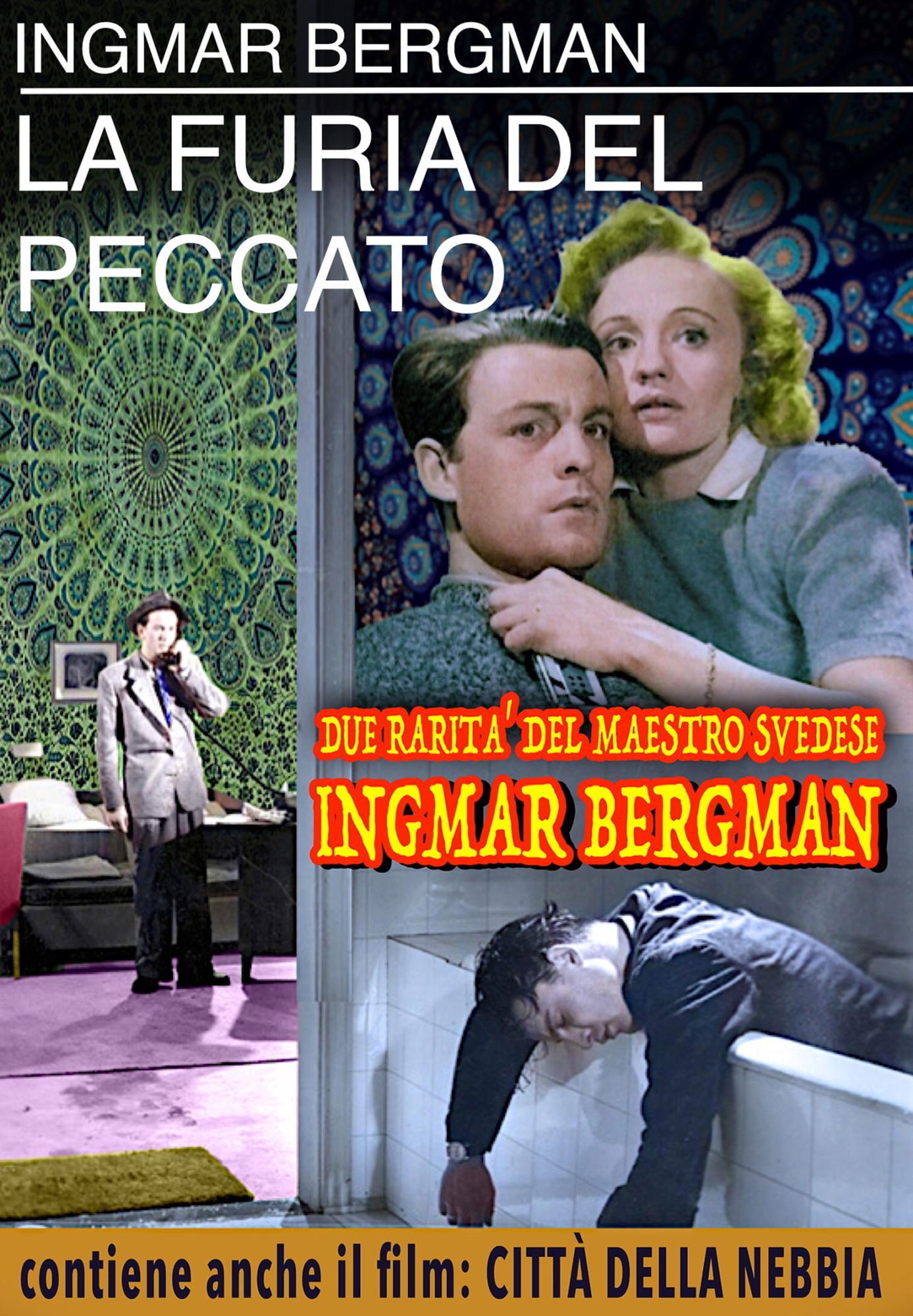LA FURIA DEL PECCATO / CITTA' NELLA NEBBIA (DVD)