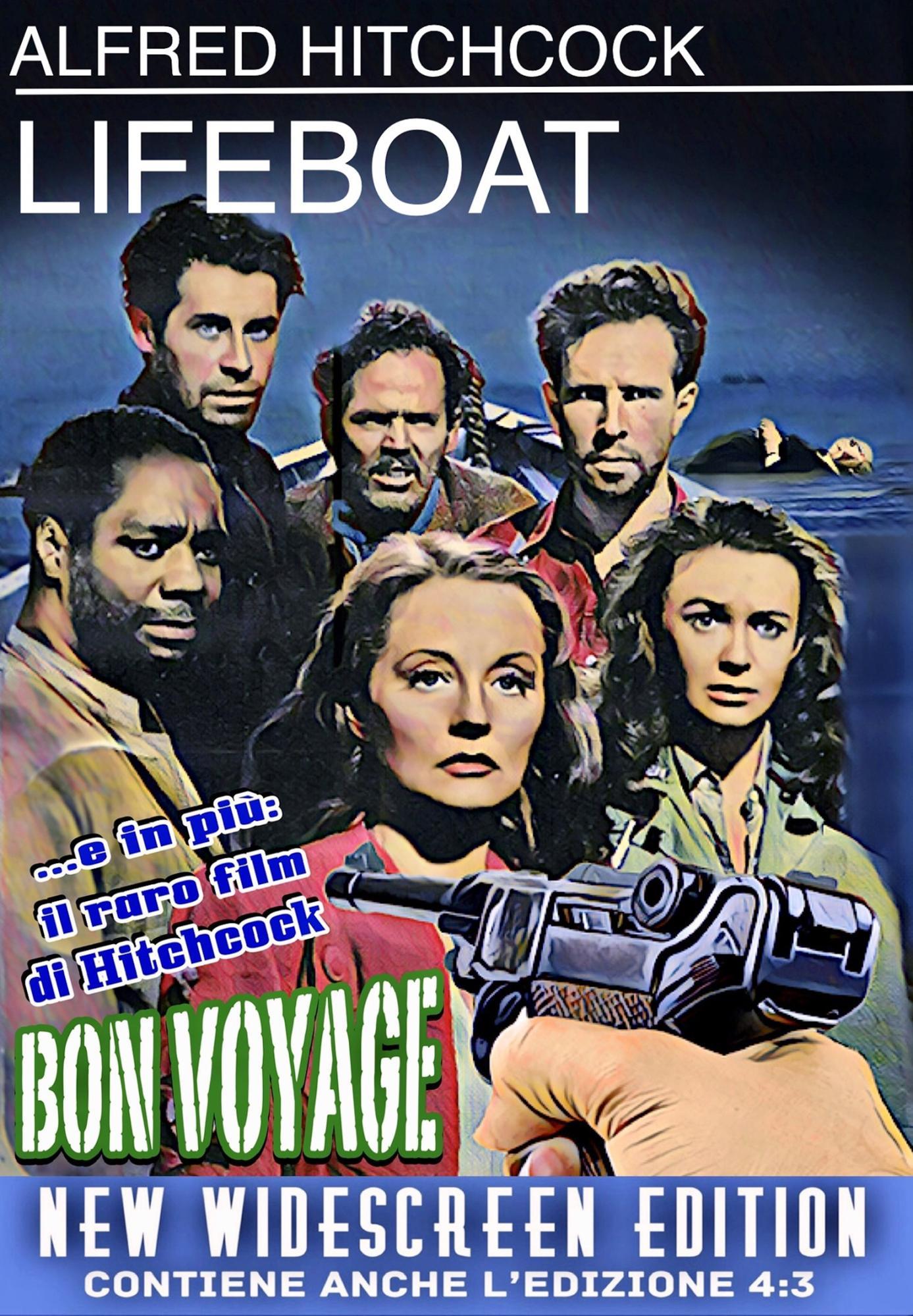 LIFEBOAT / BON VOYAGE (DVD)