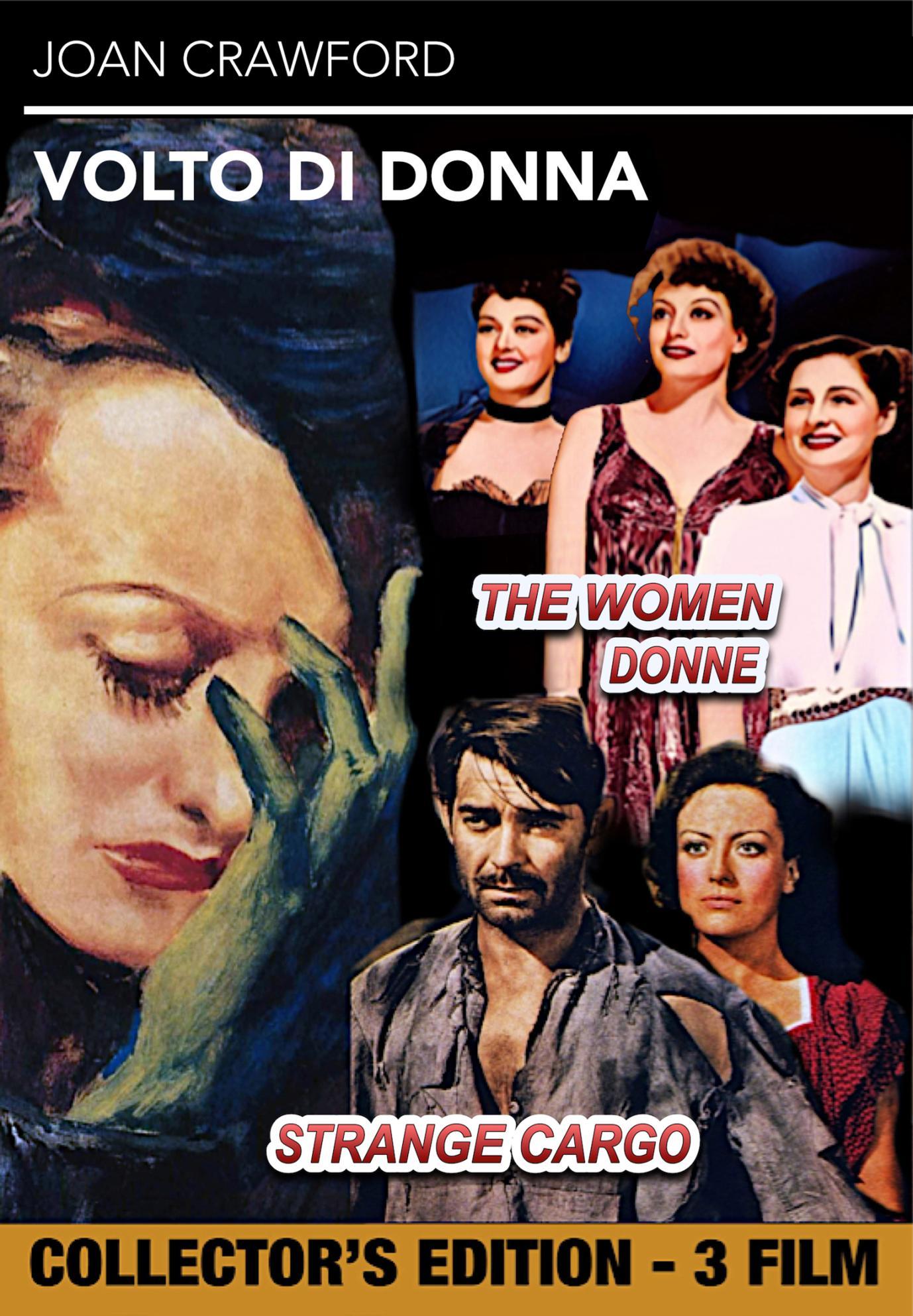 VOLTO DI DONNA / DONNE / STRANGE CARGO (DVD)
