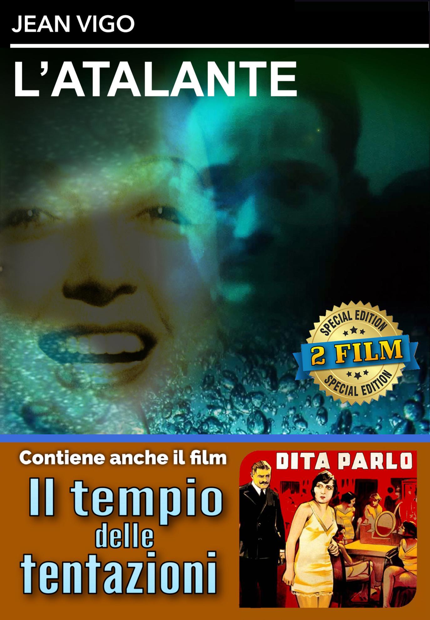 L'ATALANTE / IL TEMPIO DELLE TENTAZIONI (DVD)