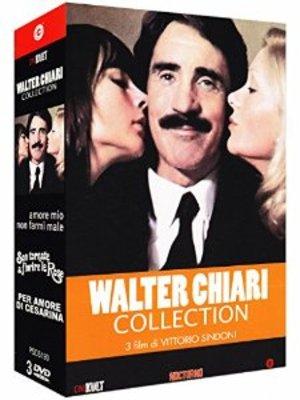 COF.WALTER CHIARI E VITTORIO SINDONI COLLECTION (3 DVD) (DVD)