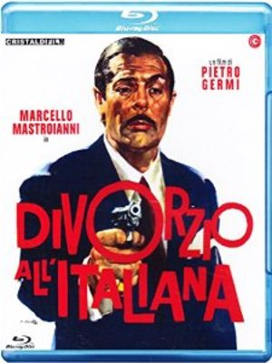 DIVORZIO ALL'ITALIANA (BLU-RAY)
