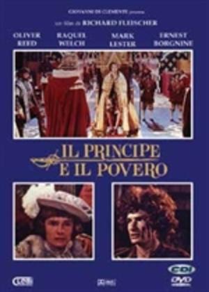 IL PRINCIPE E IL POVERO (CDI) (DVD)