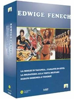 COF.EDWIGE FENECH COFANETTO (3 DVD) (DVD)