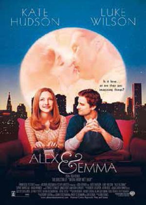 ALEX E EMMA (DVD)