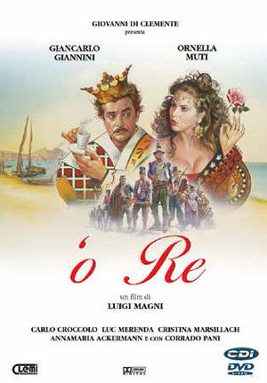 'O RE (DVD)