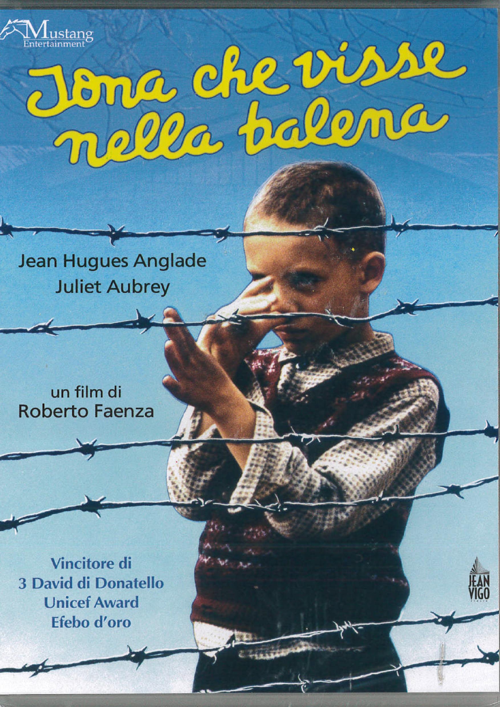 JONA CHE VISSE NELLA BALENA (DVD)