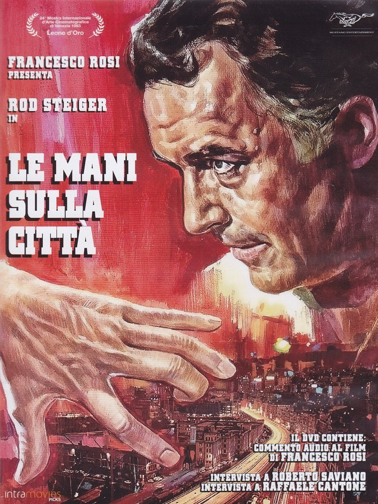 LE MANI SULLA CITTA' (DVD)
