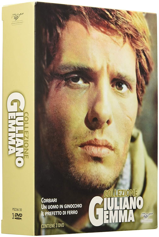 COF.GIULIANO GEMMA (3 DVD) $ (DVD)
