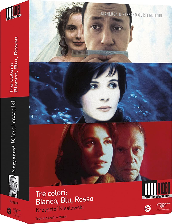 COF.KRZYSZTOF KIESLOWSKI - TRE COLORI (3 DVD) $ (DVD)