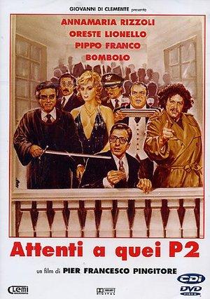 ATTENTI A QUEI P2 (DVD)