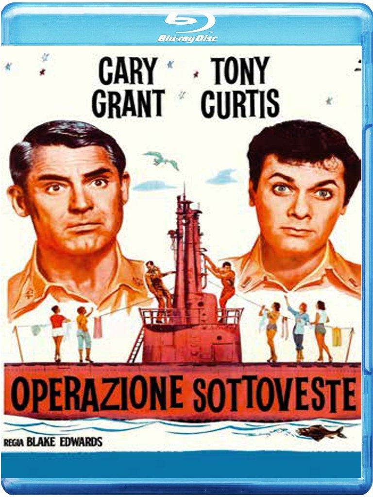 OPERAZIONE SOTTOVESTE (BLU RAY)