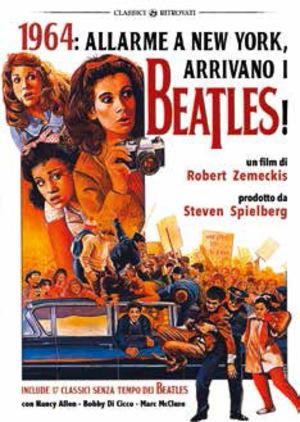 1964 - ALLARME A NEW YORK, ARRIVANO I BEATLES (DVD)
