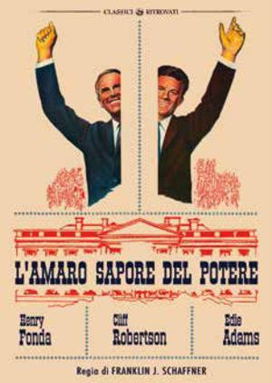 L'AMARO SAPORE DEL POTERE (DVD)